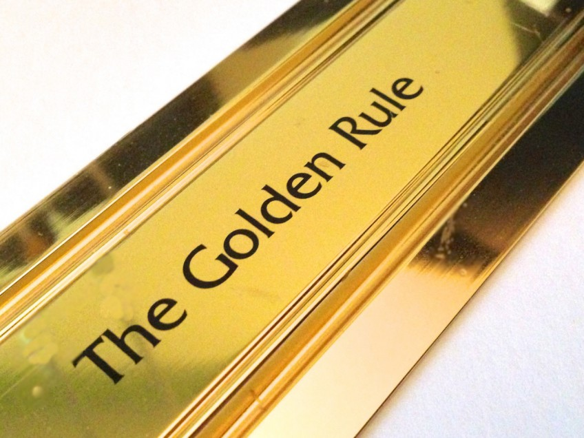 Why the Golden Rule Might Not be Best for Your Business, and a Better Way to Strengthen Your Relationships